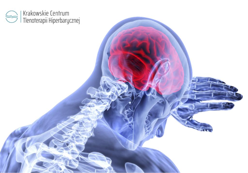 Wpływ tlenoterapii hiperbarycznej na pracę układu nerwowego