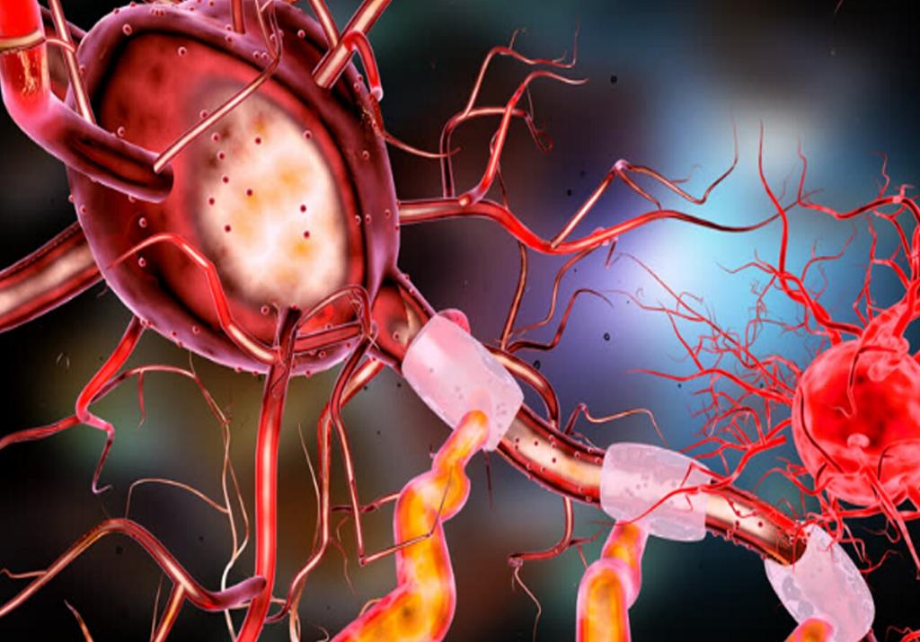układ nerwowy pod wpływem tlenoterapii