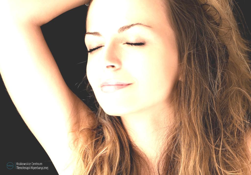 Leczenie trądziku i innych chorób skóry tlenoterapią hiperbaryczną